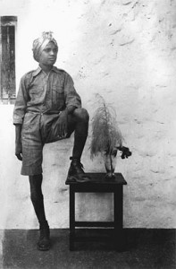 Swamiji-In-His-Childhood